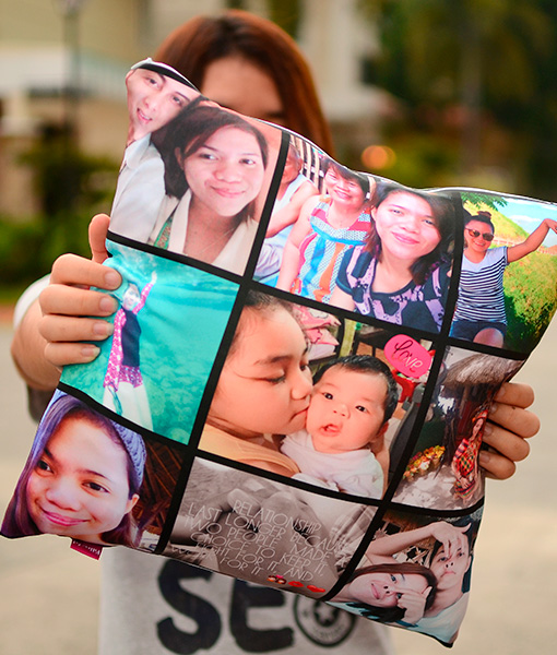 Pillow Art - Customized Photo Pillow Gifts in the Philippines