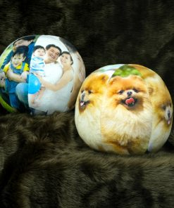 Pillow Ball - Mini Basketball Fur Ball